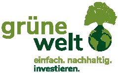 Logo der grünen Welt
