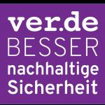 Das Logo von ver.de